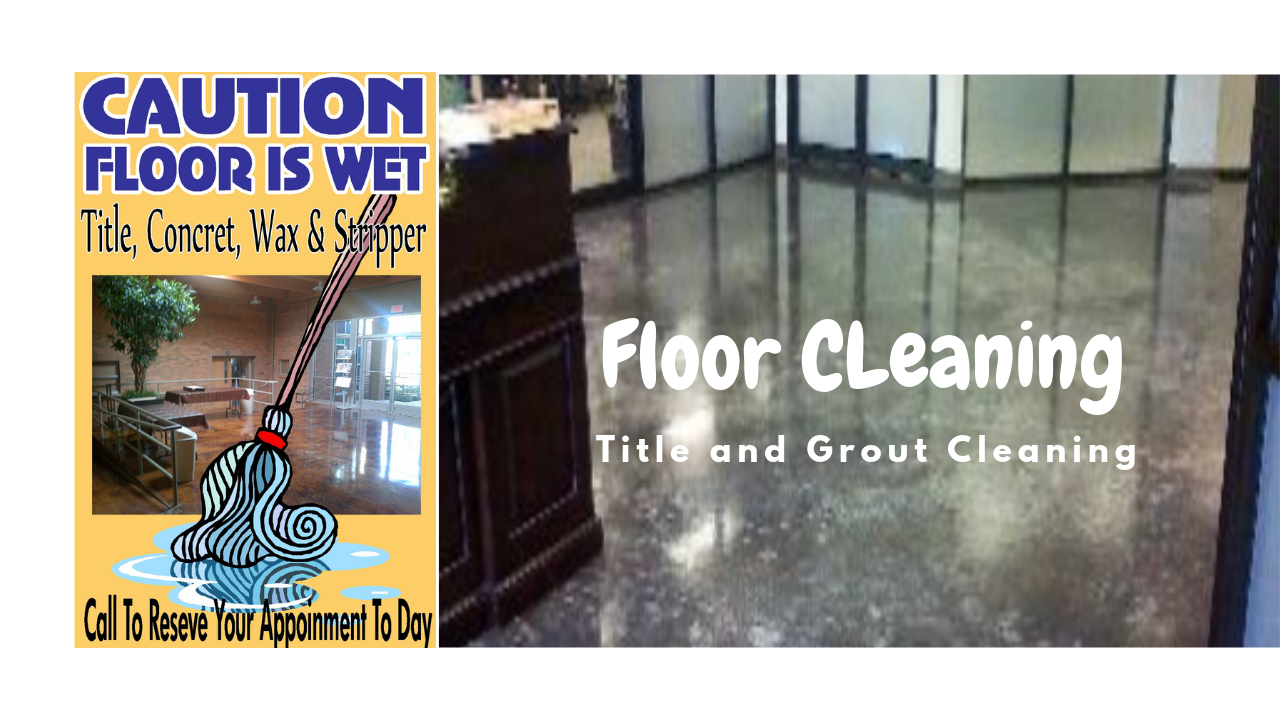 Floor Cleaning in Allen Tx