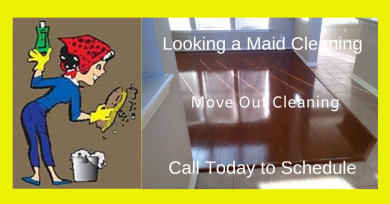 Move Out Cleaning Service Allen Tx
