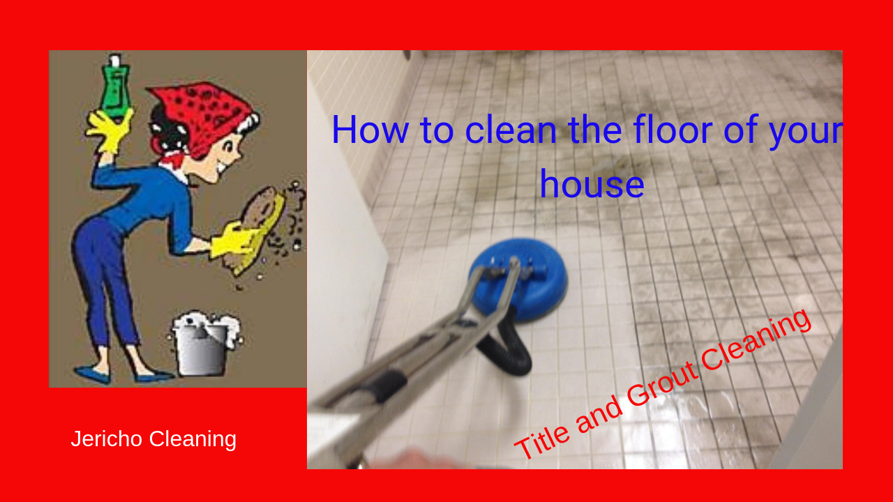 Title and Grout Cleaning Allen