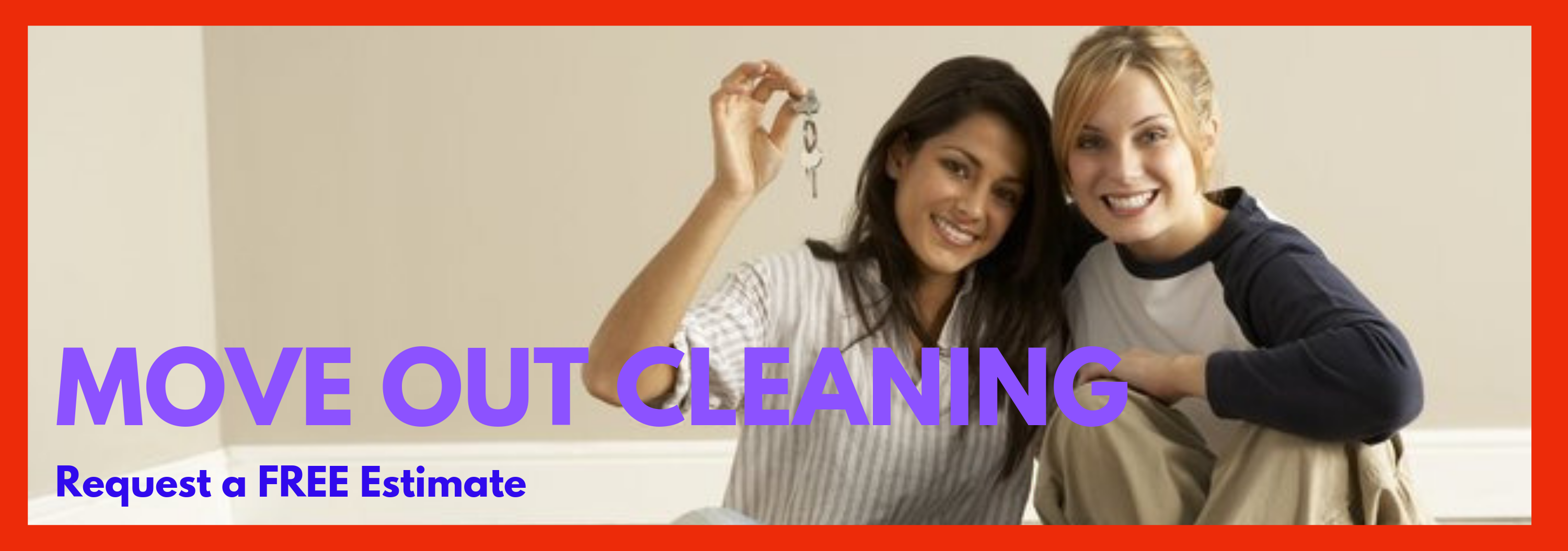 Move out cleaning in Allen Tx